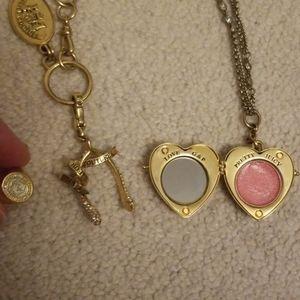 Juicy Couture Jewelry - Juicy couture jewelry lot- 4 items